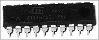 Микроконтроллер ATtiny26