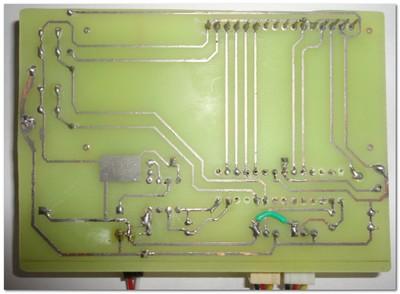 Двухканальный термометр и часы на ATmega8 и LCD 16х2