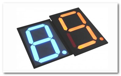 Семисегментные светодиодные индикаторы