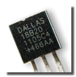 Внешний вид DS18B20