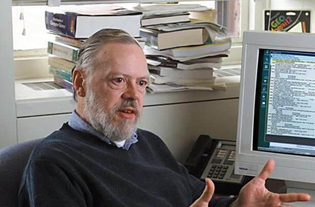 Деннис Ритчи - создатель языка программирования С
