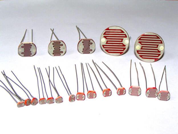Фоторезисторы и фототранзисторы параметры одном