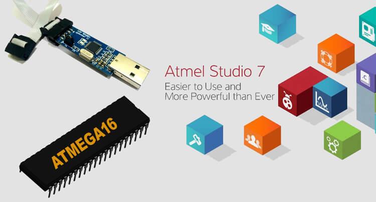 USBASP и Atmel Studio 7.0 - инструменты для программирования микроконтроллеров AVR