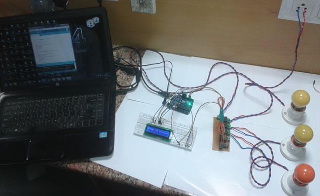 Автоматизация дома с помощью Arduino: внешний вид