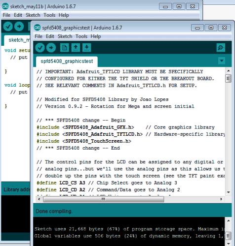 Исходный код программы для выбранного примера