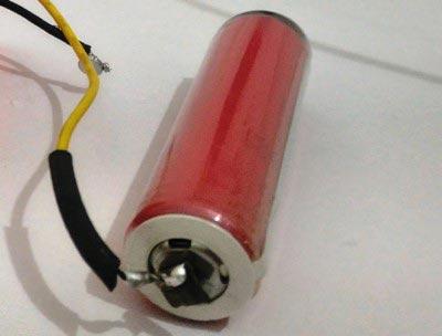 Правильное подключение соединительных проводов к литиевому аккумулятору