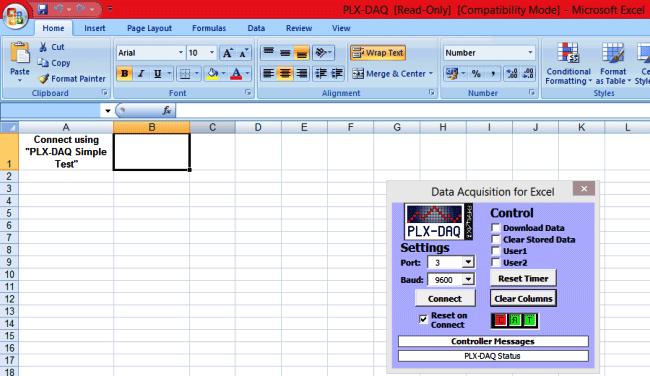 Получение необходимого листа в Excel