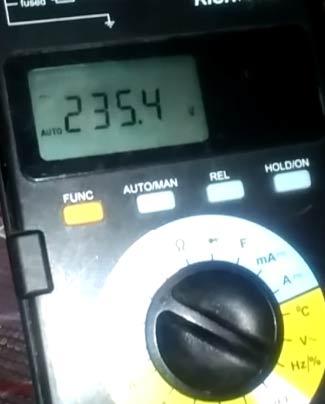 Мультиметр для проверки работы нашего вольтметра