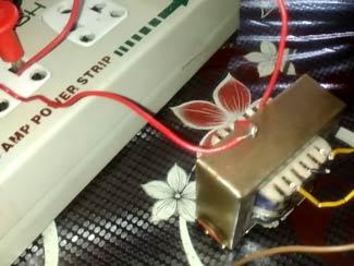 Трансформатор для нашего проекта