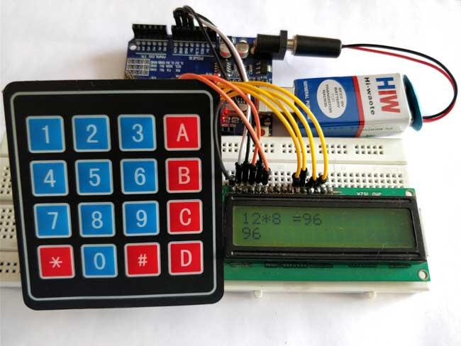 Тестирование работы калькулятора