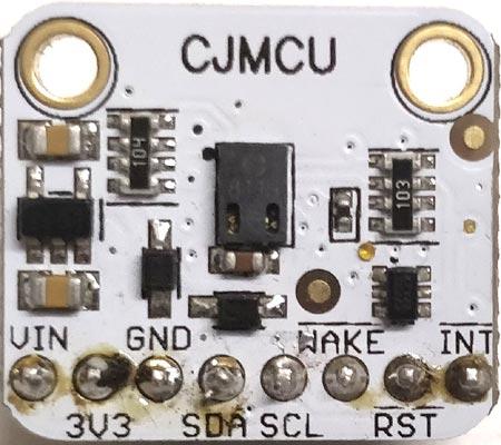 Внешний вид датчика качества воздуха CCS811