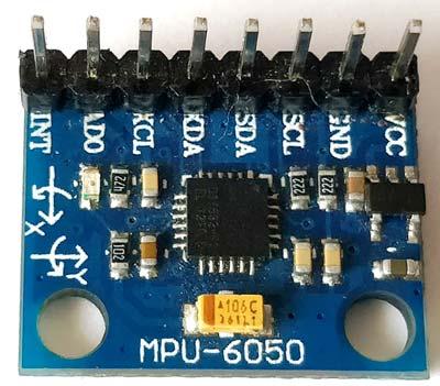Внешний вид гироскопа MPU6050