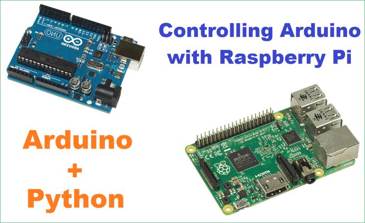 Управление Arduino с помощью Raspberry Pi и pyFirmata