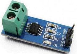 Внешний вид датчика тока ACS712