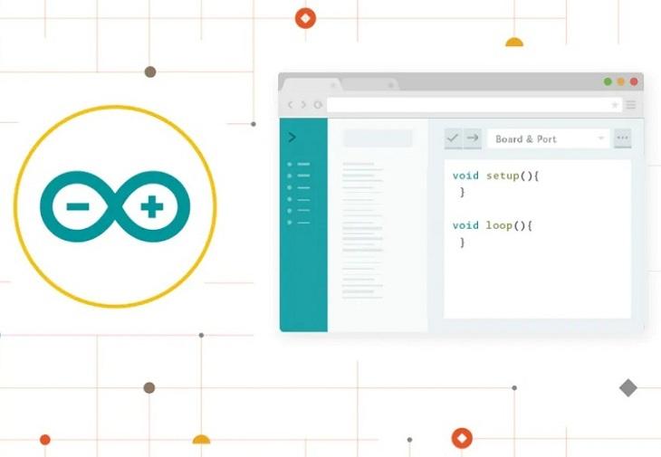 Как начать работу с Arduino Web Editor