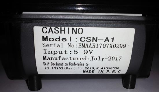 Внешний вид термопринтера CSN A1 Thermal Printer