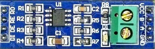 Внешний вид модуля RS-485