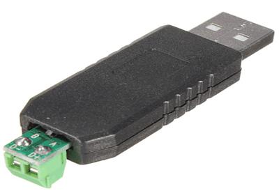 Внешний вид модуля преобразования USB в RS-485