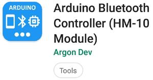 Внешний вид приложения в Google Play Store