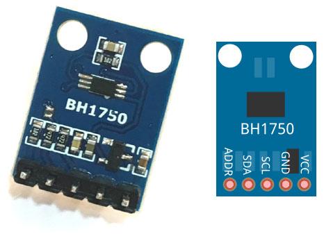 Внешний вид датчика BH1750