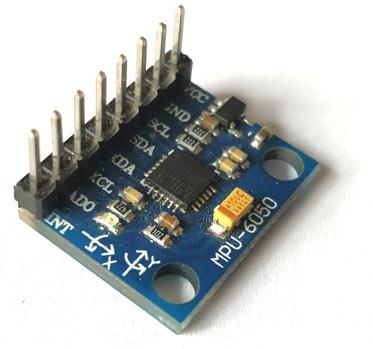 Внешний вид датчика MPU6050