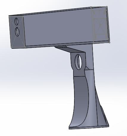 Внешний вид корпуса термометра