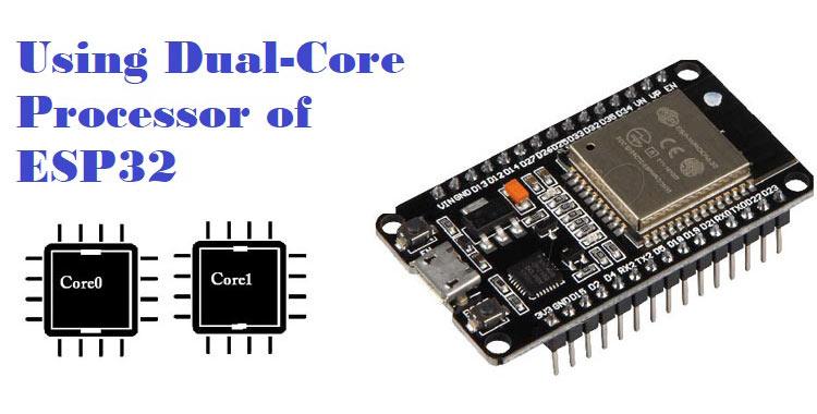 Внешний вид модуля (микроконтроллера) ESP32