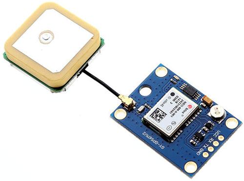 Внешний вид GPS модуля NEO6M