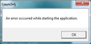 Ошибка запуска Arduino IDE