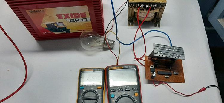 Набор инструментов для тестирования нашего инвертора