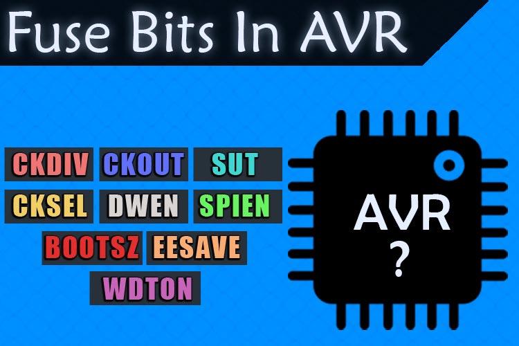 Что такое фьюзы (Fuse Bits) в ATmega328P