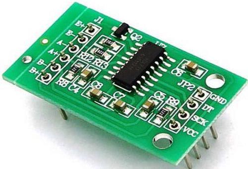Внешний вид модуля усиления HX711