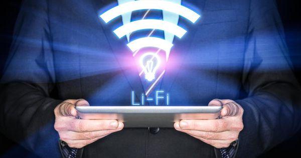 Есть прогнозы что Li-Fi вытеснит Wi-Fi из наших домов