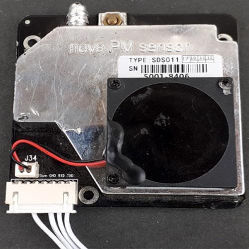 Внешний вид датчика Nova PM Sensor SDS011