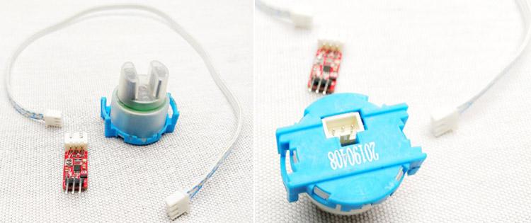 Внешний вид датчика мутности (Turbidity Sensor)