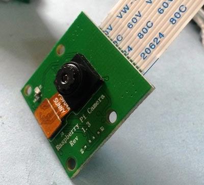 Внешний вид камеры для Raspberry Pi