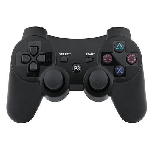 Внешний вид джойстика для игровой приставки PS4