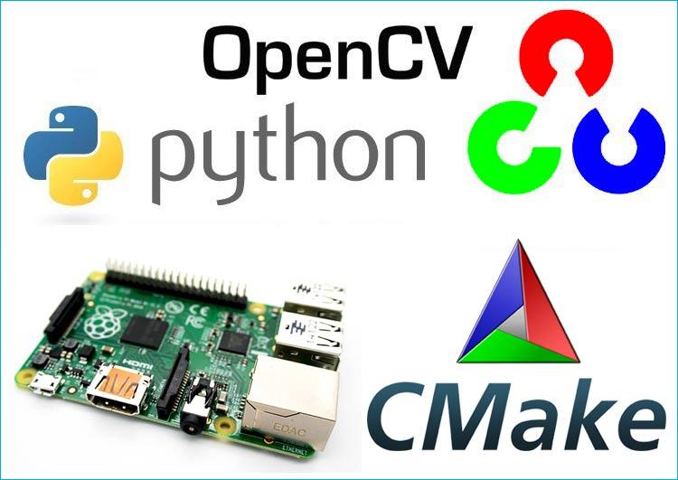 Внешний вид проекта по установке OpenCV на Raspberry Pi с использованием CMake