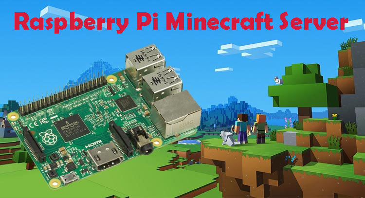 Внешний вид проекта по установке сервера Minecraft на Raspberry Pi