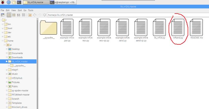 Внешний вид файлов для нашего проекта