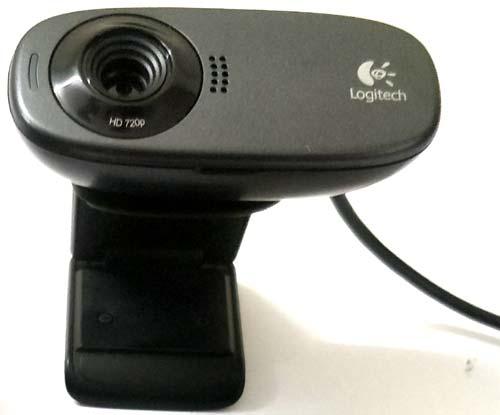 Использованная нами веб-камера