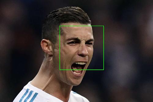 Выделение на изображении зоны, существенной для анализа
