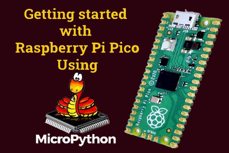 Начало работы с Raspberry Pi Pico на MicroPython